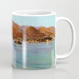 Stresa Borromeo Lake Maggiore 1927 Coffee Mug