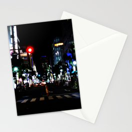 City Nights Stationery Cards