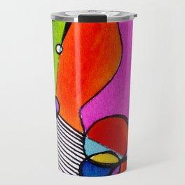 Magical Thinking 7A1 by Kathy Morton Stanion Travel Mug