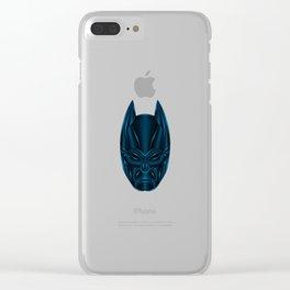 Batman/TheDarkKnight Clear iPhone Case