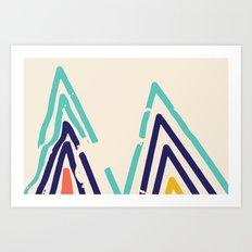 Ice Chapel — Matthew Korbel-Bowers Art Print