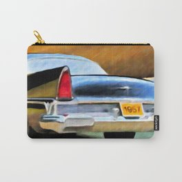 1957 Lincoln Premiere Carry-All Pouch