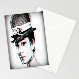 Love Hepburn Stationery Cards