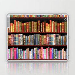 Vintage books ft Jane Austen & more Laptop & iPad Skin