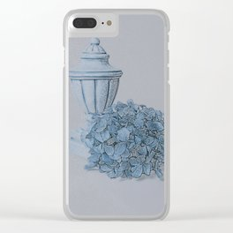 Elegant Still Life Clear iPhone Case