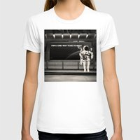 astronaut T-shirts featuring Astronaut by eARTh