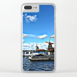 Mills Clear iPhone Case