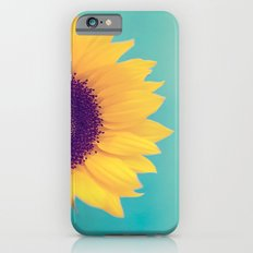 Sunflower iPhone 6 Slim Case