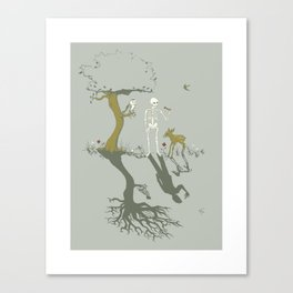 Alive & Well Canvas Print