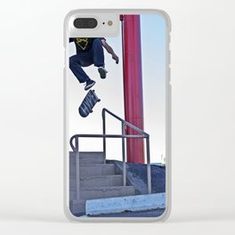 360 Flip Clear iPhone Case