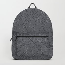 Tobacco Pattern Backpack
