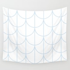 Water Ripples by Friztin Wall Tapestry