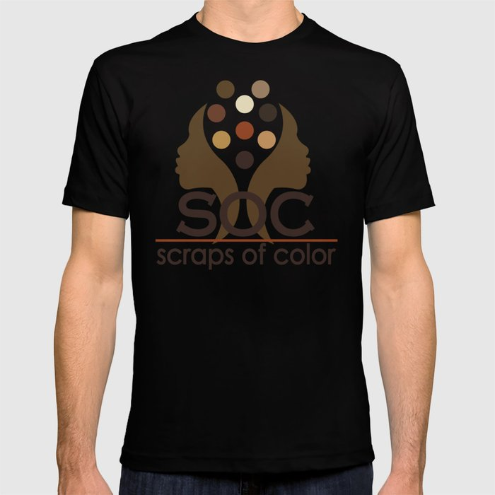 Scraps of Color Limited Edition II T-shirt T-shirt