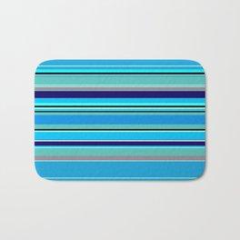 Stripes-022 Bath Mat