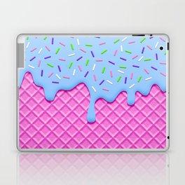 Psychedelic Ice Cream Laptop & iPad Skin