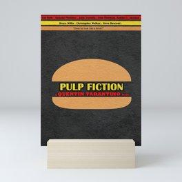 Pulp Fiction Mini Art Print