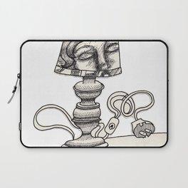 Three Sleepers - Lamp Laptop Sleeve