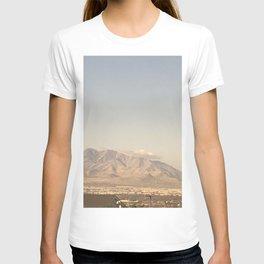 Salt Lake City views 2 T-shirt