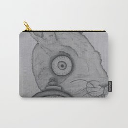 Crazy Rabbit Carry-All Pouch