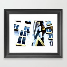 The World As I See It Framed Art Print