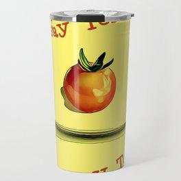 Tomato, Potato Travel Mug