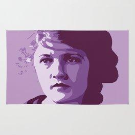 Zelda Fitzgerald Rug