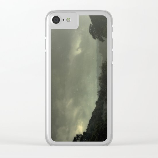 The Hills Show The Way Clear iPhone Case