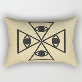El Topo Rectangular Pillow