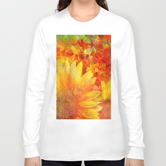 Tournesol Long Sleeve T-shirt