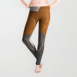 Line Female Figure 82 Leggings