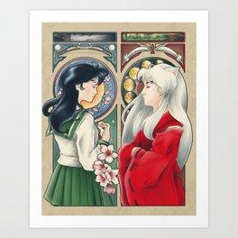 Feudal Fairytale Art Print