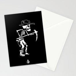 Gold digger Rick Stationery Cards