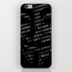 Remember iPhone & iPod Skin