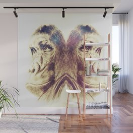 Gorillas Wall Mural