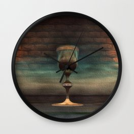 The Holy Grail Wall Clock