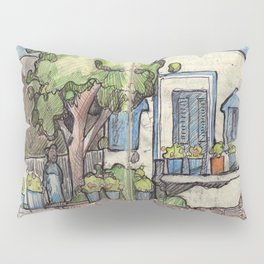 greetings from greece Pillow Sham