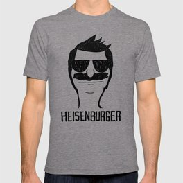 Breaking Bob - Heisenburger T-shirt