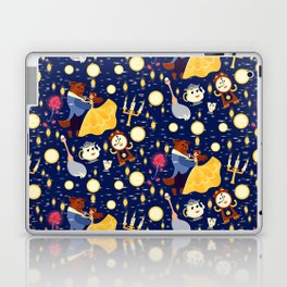 Be Our Guest Pattern Laptop & iPad Skin