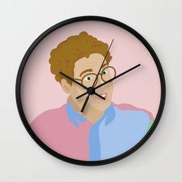 Jonah Wolf Wall Clock