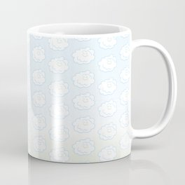 Floof Clouds Coffee Mug