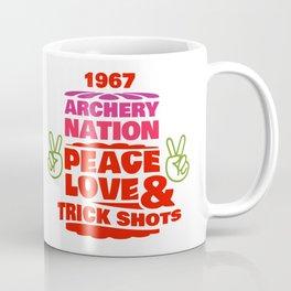 1967 ARCHERY NATION Coffee Mug