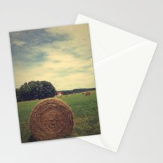 Summer Field of Dreams Stationery Cards