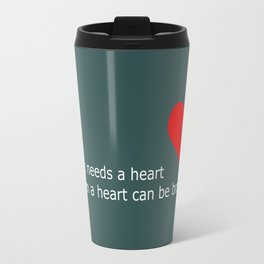What's love got to do with it Travel Mug