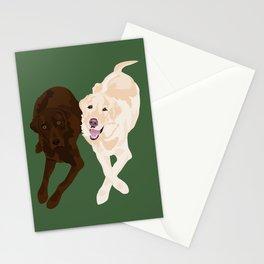 Labradors Stationery Cards