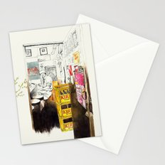 Tuesday Night Doors Stationery Cards