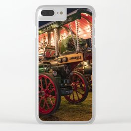Pride of the Shannon Clear iPhone Case