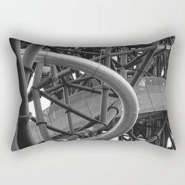 arcelor mittal orbit, london #2 Rectangular Pillow