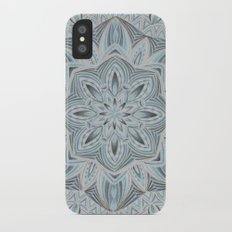 Winters Frost Slim Case iPhone X