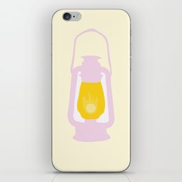 Light the Way iPhone Skin