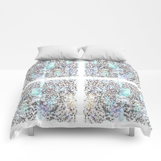 Abstrusion 1 Comforters